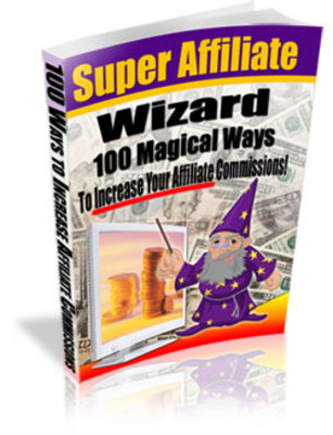 Pay for Super Affiliate Wizard(Mrr) + Free Stuff  :)
