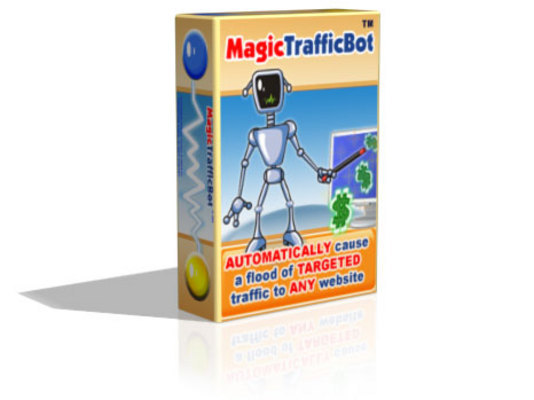 Pay for Magic Traffic Bot