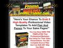 Thumbnail Brandable Promo Videos - Professional Video Templates Complete Source Files PLR RR