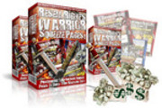 Thumbnail Resell Rights Warrior Package Squeeze Page Templates MRR