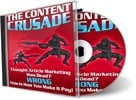 Thumbnail The Content Crusade - PLR (eBook and Audio)