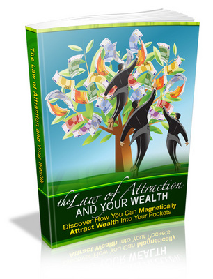 Pay for The Law of Attraction and Your Wealth With Master Resale Rights